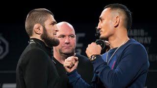 UFC 265 Max Holloway vs Khabib Nurmagomedov full fight