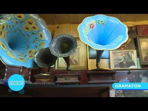 Unutulmuş Meslekler | Gramafon
