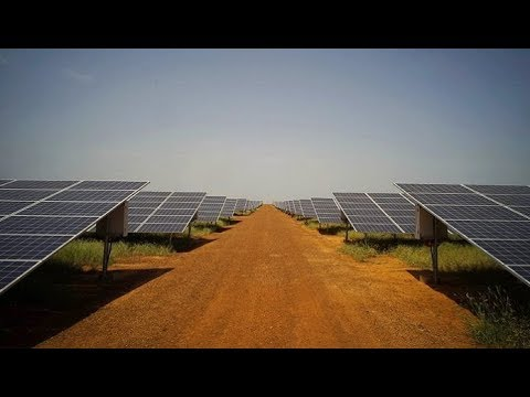 First Photo-Voltaic Solar Plant in East Africa