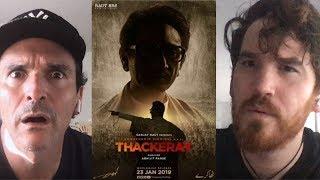 THACKERAY | Nawazuddin Siddiqui | Trailer REACTION!!