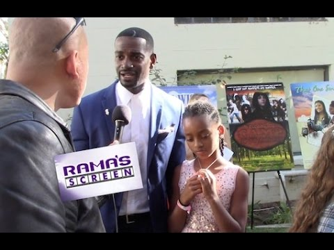 KIDS IN THE SPOTLIGHT Red Carpet  With 'Pitch' Star, Mo McRae