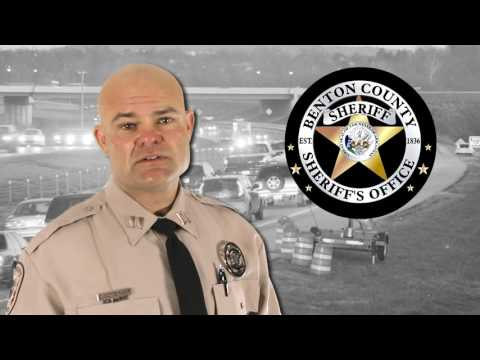 Benton County Sheriff's Office  Safety Video
