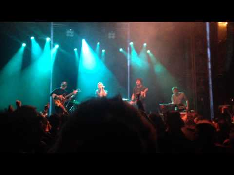 Murder city devils webster hall nyc 2 8 2014