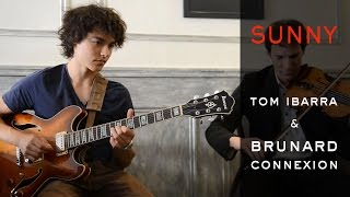 Sunny (cover) Bobby Hebb-Tom Ibarra & Brunard Connexion-Festival Jazz Puces 2015 [HD]