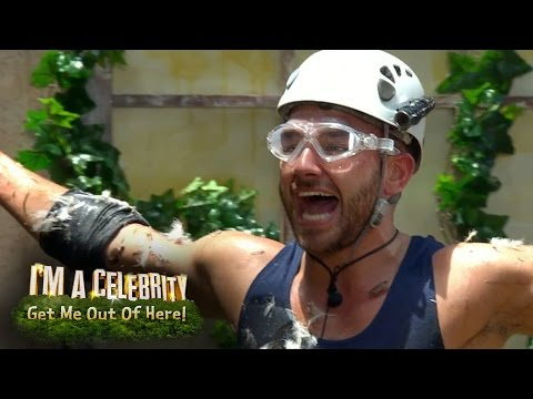 Adam Invents New Language to Communicate With Spiders | I'm A Celebrity... Get Me Out Of Here!
