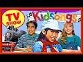 Kidsongs TV Show | We Love Trains | Kid Fun | Locomotion | Little Red Caboose | Kids Songs| PBS Kids