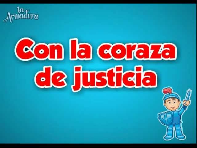 La Coraza De Justicia La Armadura Letra Acordes Chordify