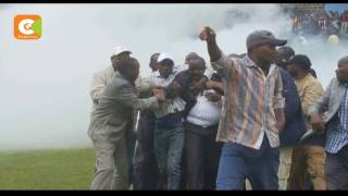 Gavana wa Bomet Isaac Ruto ajeruhiwa usoni