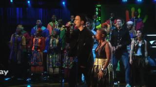 Jesse Clegg and Freshlyground perform 34 Asimbonanga 34 at