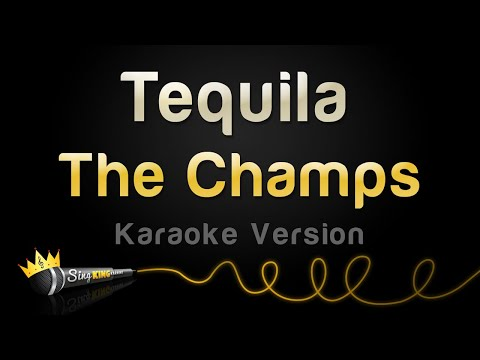 the-champs---tequila-(karaoke-version)