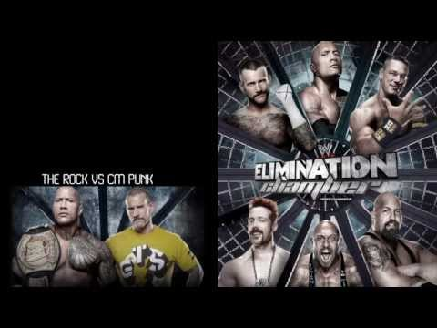 Ring The Bell - Prédictions Elimination Chamber