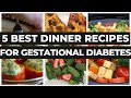 Gestational Diabetes Recipes Dinner + Meal Plan For Good Blood Sugar Levels By A Dietitian