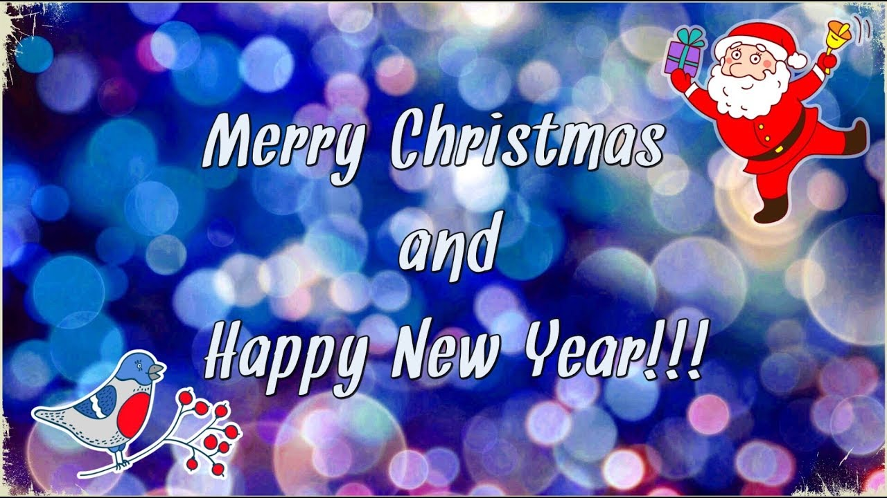 Merry Christmas Greetings To All My Dear Subscribers Youtube