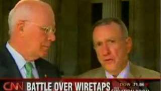 Specter and Leahy on Retroactive Immunity