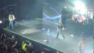 Megadeth Cold Sweat, Peace Sells, Symphony of Destruction1- 5 -2014