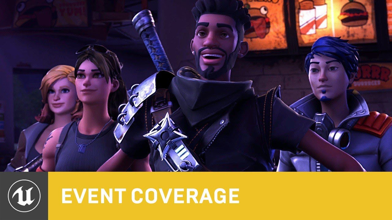 Fortnite: Advancing the Animation Pipeline with Unreal Engine | SIGGRAPH  2018 | Unreal Engine