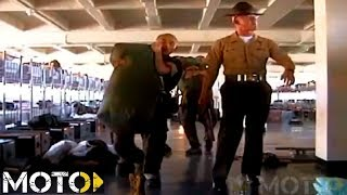 Marines Are Hard. Do You Understand That? OOH RAH Drill Instructor Part 13.