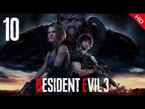 resident-evil-3:-remake-(pc)---1080p60-hd-walkthrough-part-10---underground