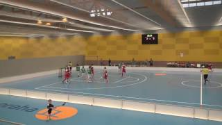 PG 2016 - B15 - 1/16 Final - Zurich United Blue - Lillån IBK