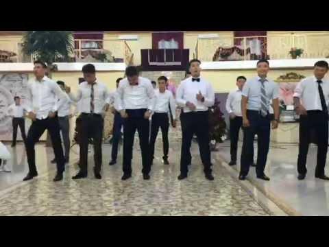 Абай Марал свадьба, флешмоб 05,06,2014. г. Жезказган