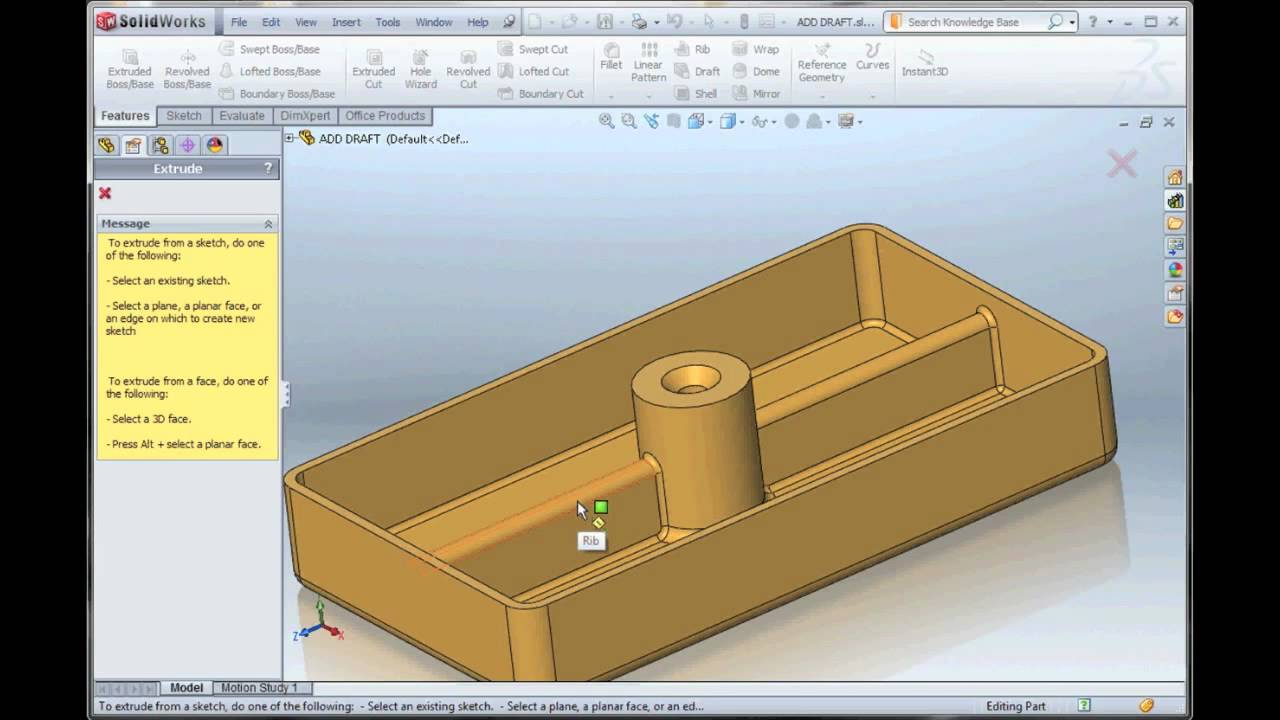 2011 solidworks Hi, i'm trying to open a solidworks 2011 file with bobcad v24 needless to say i'm screwed with shitty softwareanyway do any of you know of a inexpensive way or other software that has the capabillities to open the new 2011 solidworks files thank youmatt go to solidworks website and.
