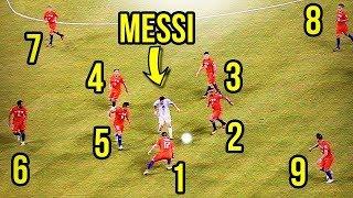 Messi'nin Tekrar Atması İmkansız Olan 10 Efsanevi Golü
