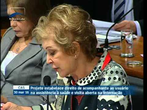 Comissão Aprova Projeto Que Inclui A Humanização Como Um Dos Princípios Do SUS