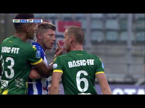 Eredivisie speelronde 3: ADO Den Haag - sc Heerenveen
