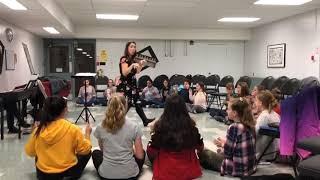 CNCC Chamber Choir Rehearsal