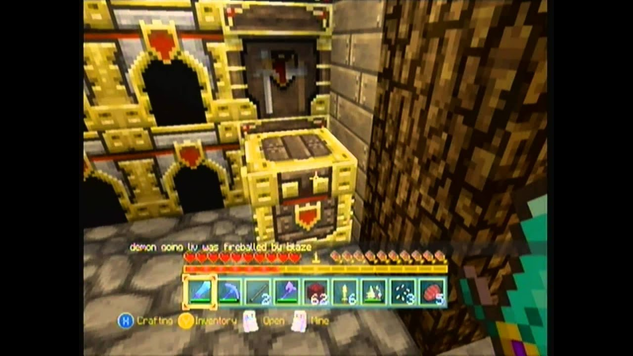 how to kill a ghast in minecraft xbox