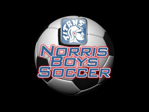 Norris Boys Soccer vs Nebraska City, 3-27-2017
