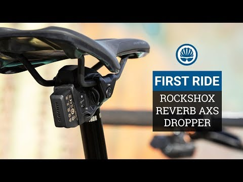 Reverb AXS seatpost review