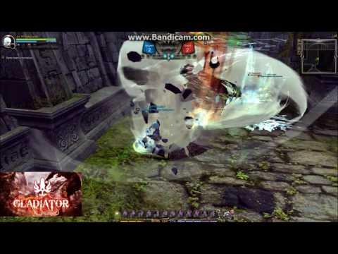 Dragon Nest PVP 2v2 Lv93 Tempest, Defensio vs Smasher, Elestra!