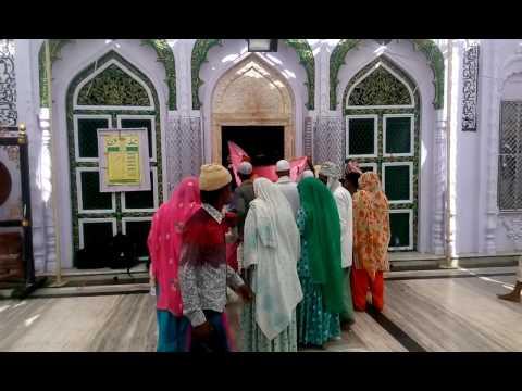 Dewa Sharif inside...