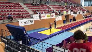 Loulé World Cup 2017 - Mens Tumbling