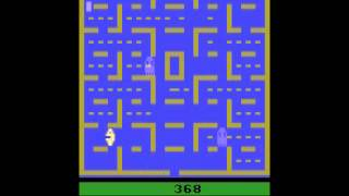 Pac-Man - Pac-Man (2600) - THIS GAME IS DEVIL SPAWN - User video