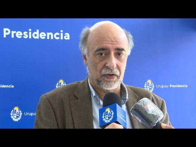 Pablo Mieres anuncia extensión seguro de paro hasta fin de año