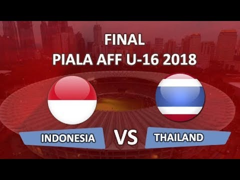 Final Piala AFF U16 Indonesia vs Thailand, Saatnya Juara di Rumah Sendiri!