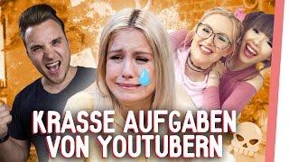 YouTuber fordern Kelly & Sturmwaffel heraus | GMI does EVERYTHING!