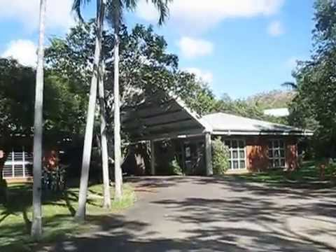 Rotary International House at JCU Townsville Tour