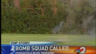 Bomb Squad called to a Moraine home