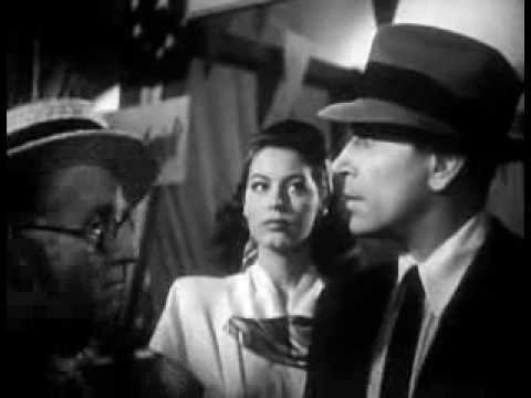 Whistle Stop (1946) AVA GARDNER