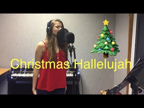 A Christmas Hallelujah - Hannah Norcott Cover