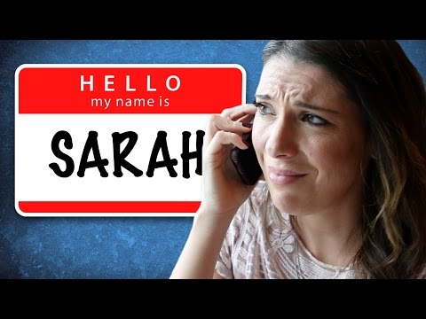 7 Struggles Of Having A Common Name