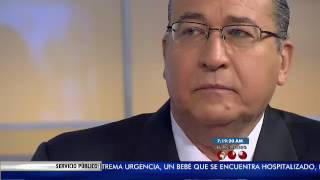 La Entrevista El Noticiero Televen - Germán Toro - Miércoles 24-05-2017