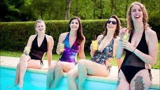 Claire de 36 bobines a créé un patron de maillot de bain pour femme. Pour vous aider à le coudre, plusieurs vidéos-tutos vous sont offertes sur la chaîne ...