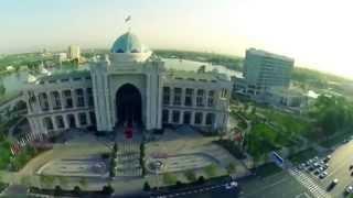 Touristenstadt Duschanbe Hauptstadt Tadschikistans