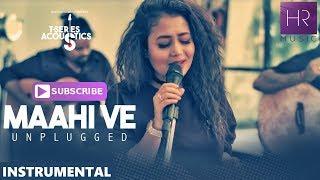 Maahi Ve Song Piano Instrumental Music   Wajah Tum Ho   Neha Kakkar, Sharman, Gurmeet   HR MUSIC HD
