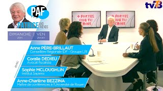 PAF – Patrice Carmouze and Friends – Emission du 29 mars 2019