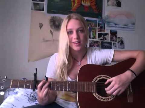 Matilda Strauss: Beautiful Soul (Jesse McCartney) Acoustic cover.